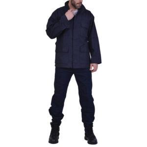 Σακάκι παντελόνι εργασίας Μπλέ σκούρο Μilitary RipStop