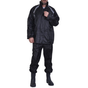 Σετ σακάκι/παντελόνι αδιάβροχο POLYAMIDE