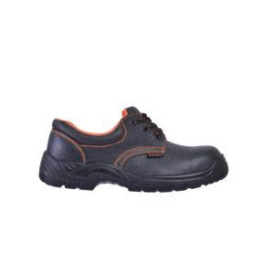 Παπούτσια ασφαλείας ανατομικά με ενίσχυση ERMIS S1P