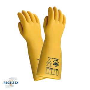 Γάντια διηλεκτρικά ηλεκτρολογικά μονωτικά
