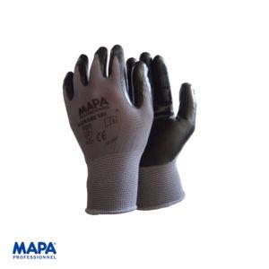 Γάντια υφασμάτινα εμβαπτισμένα σε νιτρίλιο