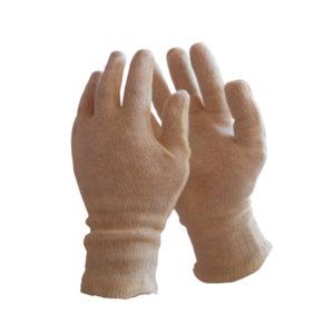 Γάντια πλεκτά εξαιρετικής αφής INTERLOCK