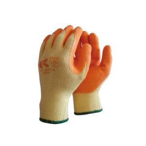 Γάντια πλεκτά εμβαπτισμένα σε Latex PREVEN