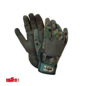 Γάντια από συνθετικό δέρμα σε παλάμη αντιολισθητικά ARMY