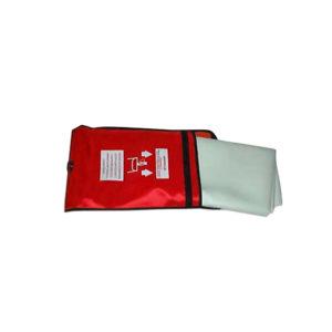 Κουβέρτα πυρίμαχη ανθεκτική από -36°C έως 260°C